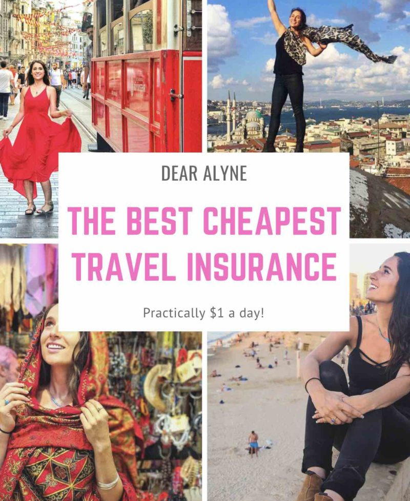 The best cheapest travel insurance