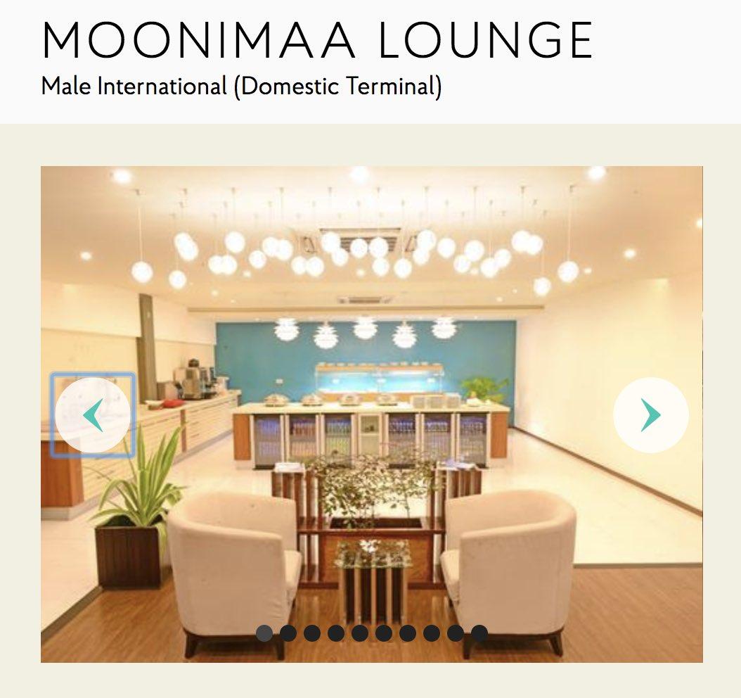 Male Maldives Priority Pass Lounge