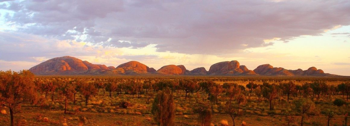 kata tjuta national park in australia