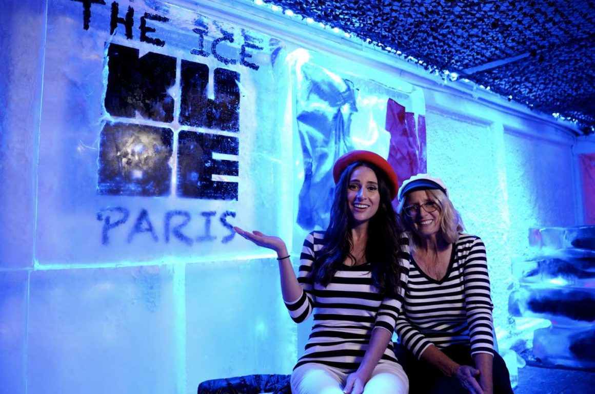 kube Ice hotel and special bar