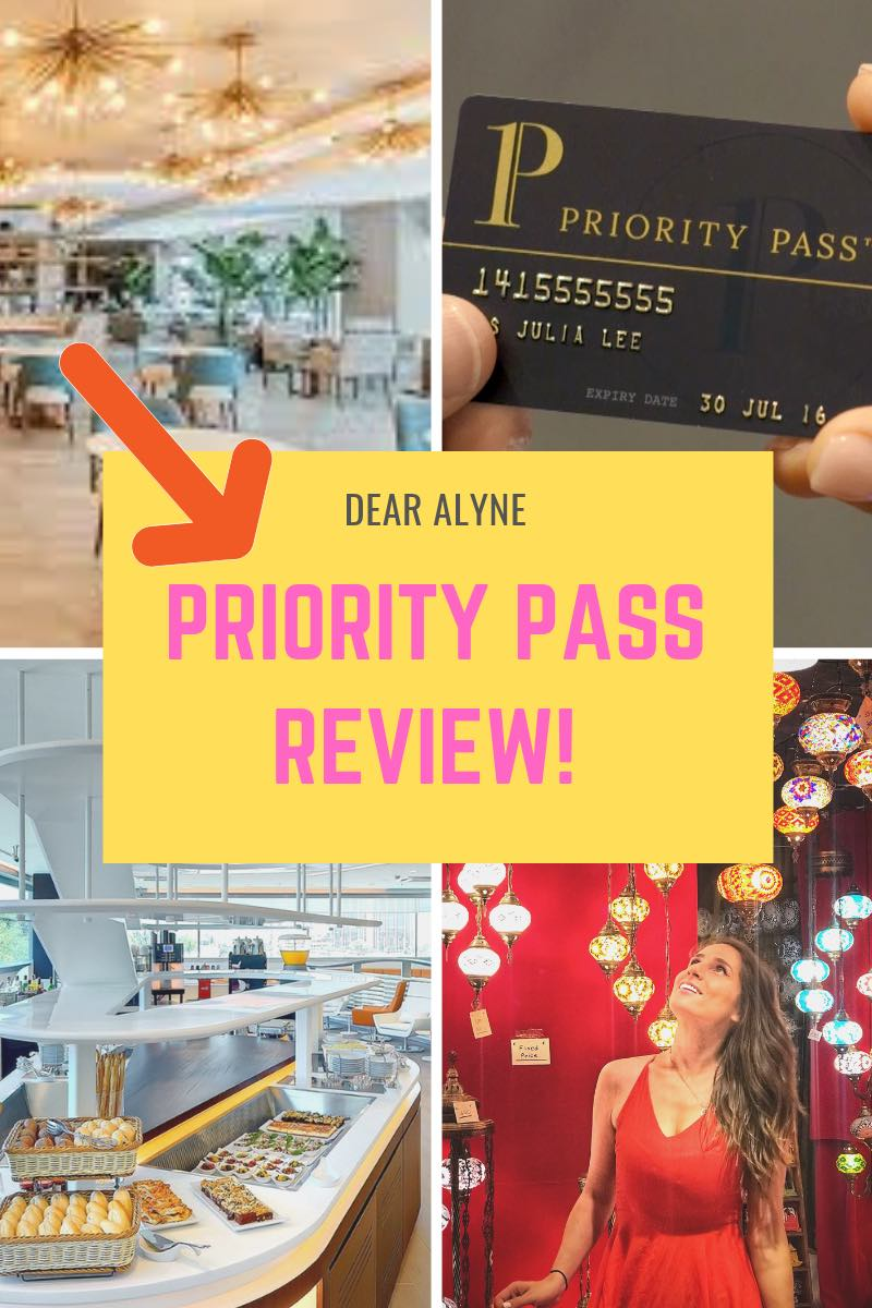 priority pass lounge review for the first time