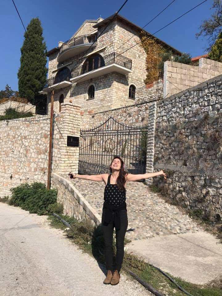 villa amantia