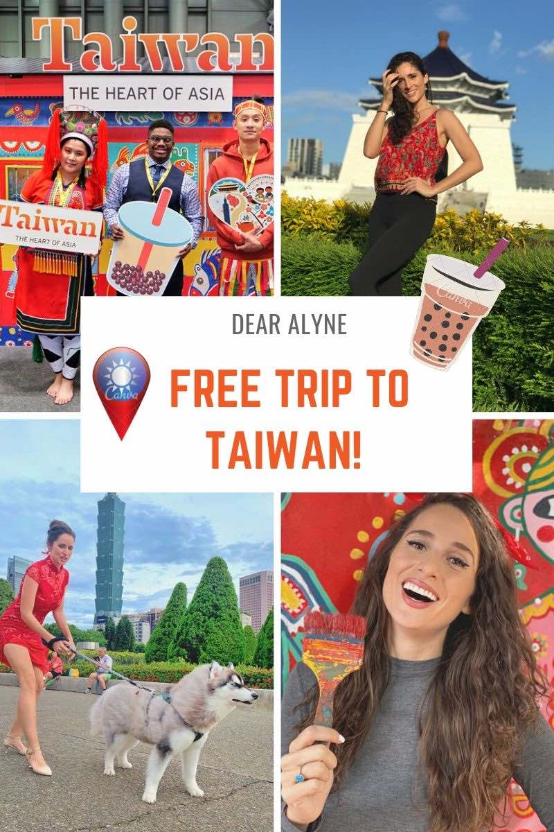 visit taiwan rainbow village