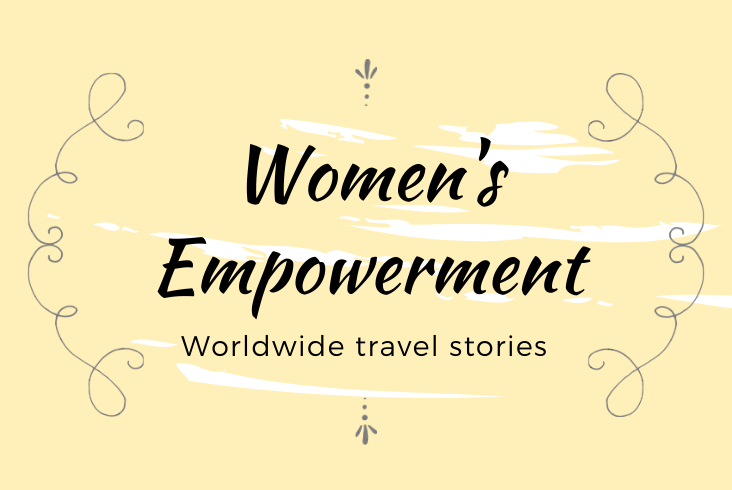 Women's empowerment stories